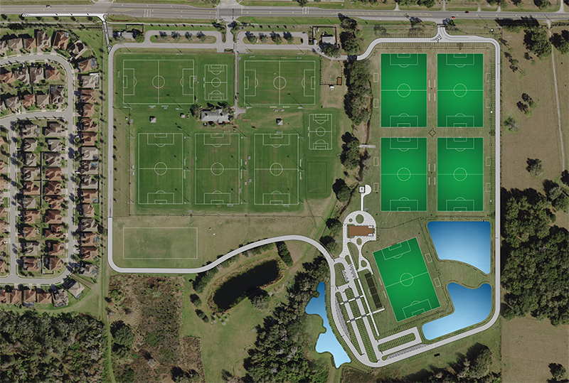 Austin Tindall Sports Complex Expansion